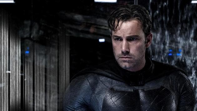 Ben Affleck as Bruce Wayne/Batman.