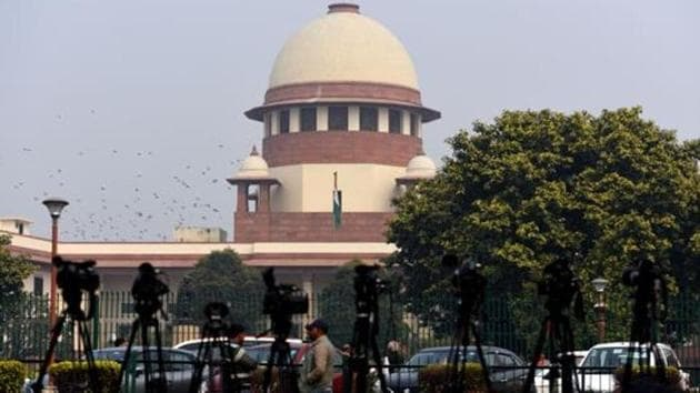 The Supreme Court on Friday directed the Centre and state governments to expeditiously fill vacancies of Information Commissioners under the Right to Information (RTI) Act.(Amal KS/HT File Photo)