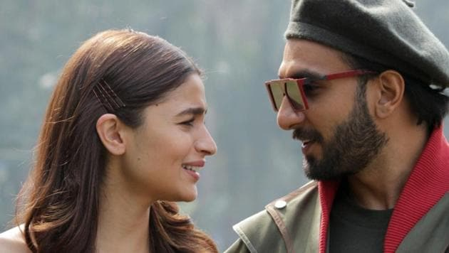 Actors Ranveer Singh and Alia Bhatt during a press conference regarding their upcoming film Gully Boy in New Delhi on Feb 13, 2019.(IANS)