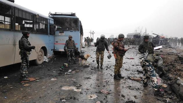 India launched a diplomatic offensive against Pakistan on Friday, a day after the Pulwama attack.(ANI)