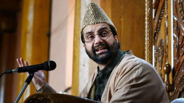 Reacting to the withdrawal of security from the separatist leaders, the Mirwaiz-led All Parties Hurriyat Conference spokesperson said, that the separatist leaders had never asked for security and that they had repeatedly said that the government can withdraw it.(PTI)