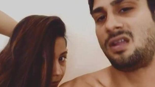 Prateik Babbar and Sanya Sagar tied the knot on January 23.