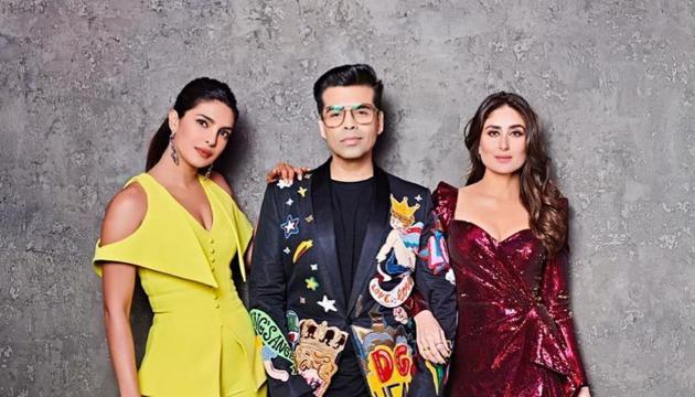 Priyanka Chopra and Kareena Kapoor will close Koffee With Karan 6.