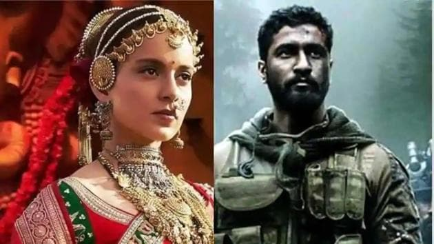 Box office report: Manikarnika crosses Rs 100 cr mark in India, Uri collects