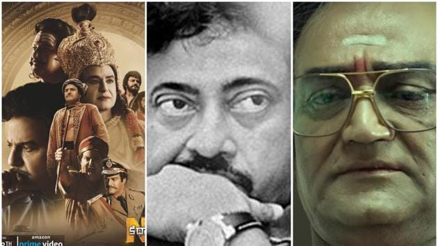 NT Rama Rao's life has inspired two biopics, one made by his son Nandamuri Balakrishna and another, directed by Ram Gopal Varma.