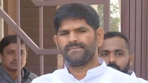 On the run for a month, Karnataka Congress MLA arrested in Gujarat