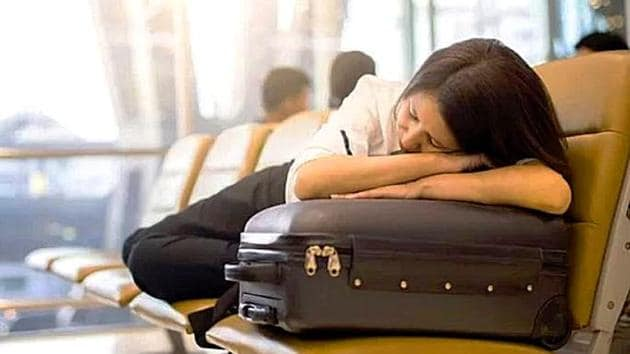 Nothing can throw off the start of a fun trip faster than jet lag. But you can fight its symptoms. Here's how. (Shutterstock)