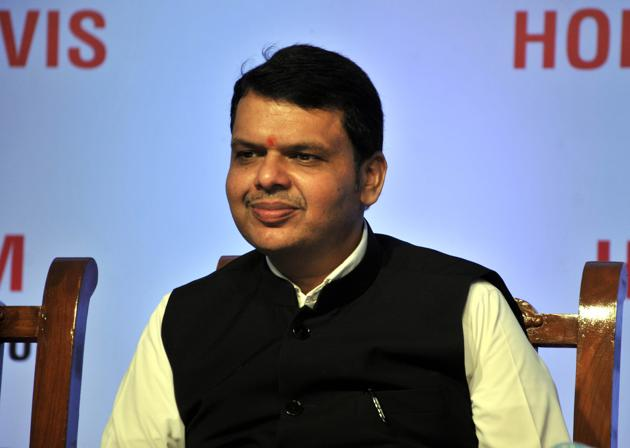Maharashtra Chief Minister Devendra Fadnavis Wednesday said the prime minister's post has been booked for the next two general elections(HT Photo)