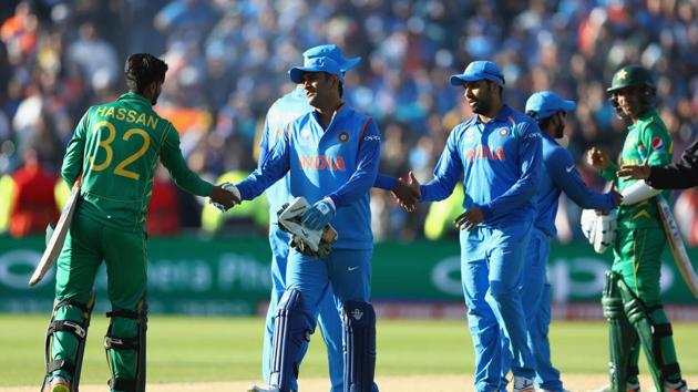 India face Pakistan on June 16 in Manchester(Getty Images)