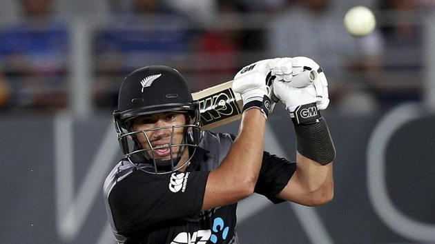 File photo of New Zealand batsman Ross Taylor.(AP)