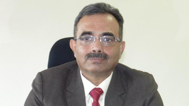 AIT director Brigadier Abhay Bhat (retd).(HT/PHOTO)