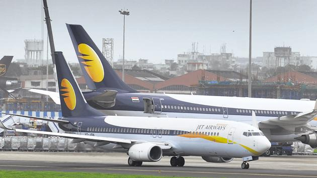 Lessors doubt Jet Airways rescue plan, pull out more planes: Report(HT MINT)