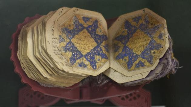 <p>Around 2,230 rare books and manuscripts &mdash; including a 13th-century book by popular scientist of the time Abu Ali Sina, 18th century translated versions...