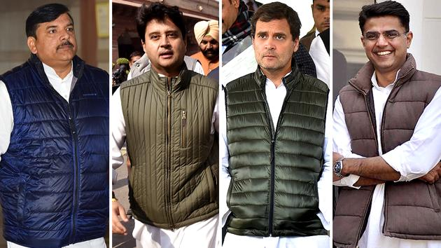 How the gilet is redefining the look of Indian politicians