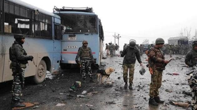 A day after the Pulwama attack on February 14, the Jammu and Kashmir government moved the apex court to shift a Lashkar-E-Taiba terrorist out of Jammu jail.(ANI)