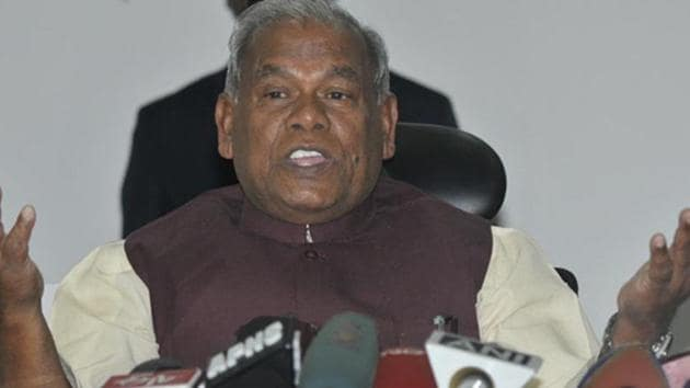Former-CM of Bihar -Jitan-Ram-Manjhi(Hindustan Times)