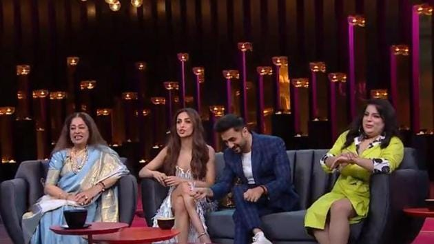 Koffee With Karan next episode will have a jury announce the Koffee awards.
