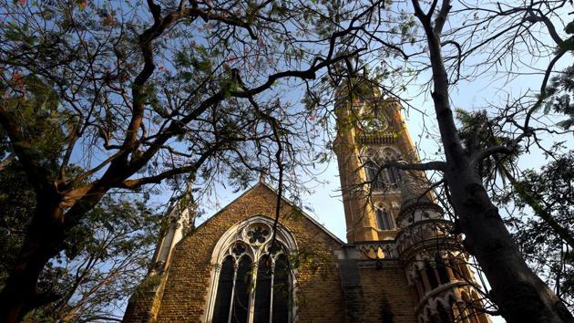 University of Mumbai.(HT FILE)