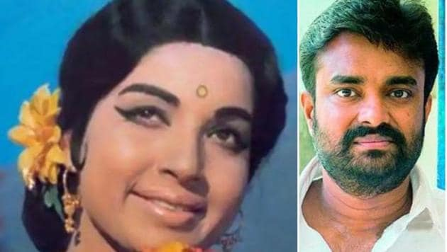 The title poster of the biopic on J Jayalalithaa was released on Sunday.