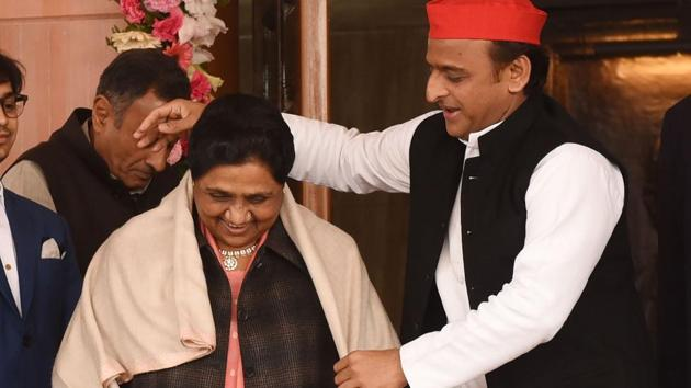 The BSP won two and SP one out of Madhya Pradesh's 231 seats as the Congress wrested power from the Bharatiya Janata Party (BJP) in the state in December last year. The SP bagged 1.30% while the BSP got about five percent votes.(File Photo)