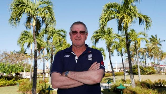 England head coach Trevor Bayliss talks to media(Action Images via Reuters)