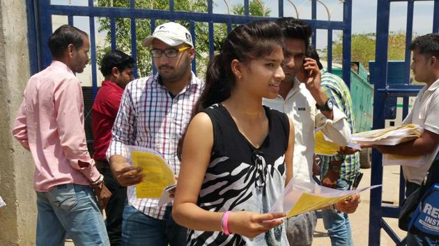 SSC SI Admit Card released at ssc.nic.in(HT)
