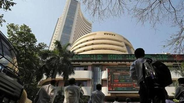 Sensex ends 68 points lower as Indo-Pak tensions escalate(REUTERS)