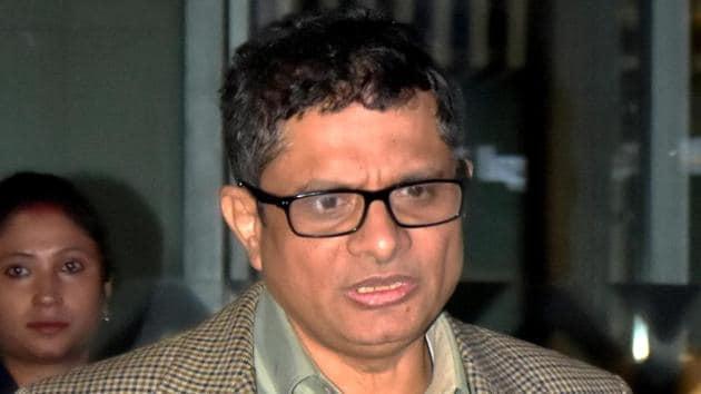 Saradha chit fund case: Supreme Court asks CBI to file affidavit on allegations against Rajeev Kumar(PTI)