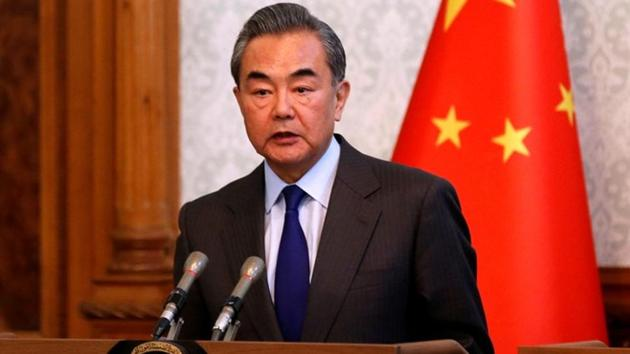 China's Foreign Minister Wang Yi.(REUTERS FILE PHOTO)