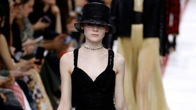491f661a5572 Teddy Girls make comeback in Dior s rebel Paris show