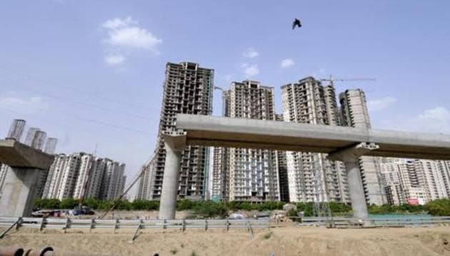Noida budget approved, 19% higher than last year (Photo by Sunil Ghosh / Hindustan Times)(HT Photo)