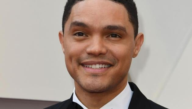 Trevor Noah was in news for his controversial joke on India-Pakistan conflict.(AFP)