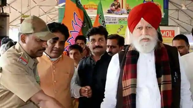 Union minister of state, electronic and IT, S S Ahluwalia is BJP MP from Darjeeling.(HT File Photo)