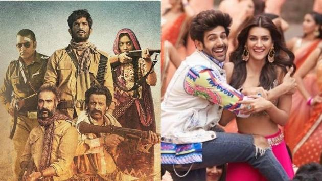 Luka Chuppi collected Rs 18 crore at the box office while Sonchiriya struggles at around Rs 3 crore.