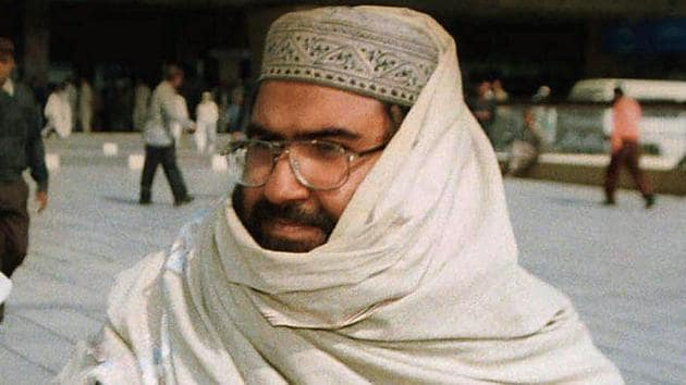 Speculation mounted about the status of Jaish-e-Mohammed chief Masood Azhar on Sunday against the backdrop of reports that the Pakistan government could be planning a crackdown on the banned group.(AP)