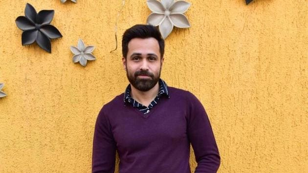 Emraan Hashmi at a press conference organised to promote his film Why Cheat India.(IANS)