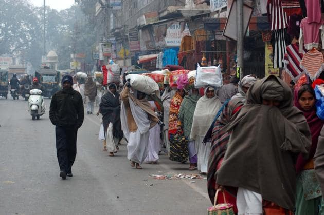 Lok Sabha Elections 2019: A view of the Haridwar Lok Sabha constituency.(HT Photo)