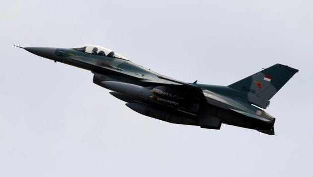 The Indian Air Force carried out a counter-terror operation, hitting what it said was a JeM training camp in Balakot, deep inside Pakistan on February 26. The next day, Pakistan retaliated with a large air formation, comprising 24 fighter jets, including F-16s.(Reuters/Picture for representation)