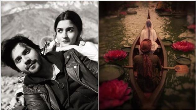 Varun Dhawan and Alia Bhatt are the lead stars of Kalank.