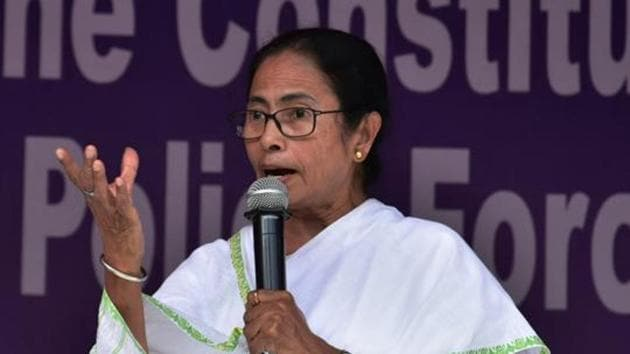 In the run up to Lok Sabha elections 2019, West Bengal's Mamata Banerjee government has had several run ins with the Centre on issues ranging from the CBI questioning of Kolkata police chief to permission for rallies.(ANI file photo)