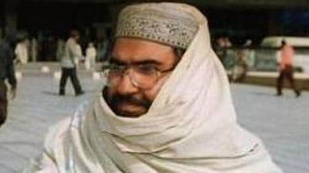 """Pakistan on Tuesday said JeM chief Masood Azhar's son and brother were among 44 members of the banned militant outfits taken into """"preventive detention"""".(AP/File Photo)"""