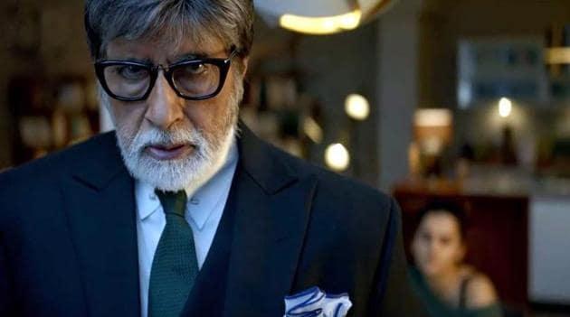 Badla movie review: Amitabh Bachchan plays a lawyer in Badla.