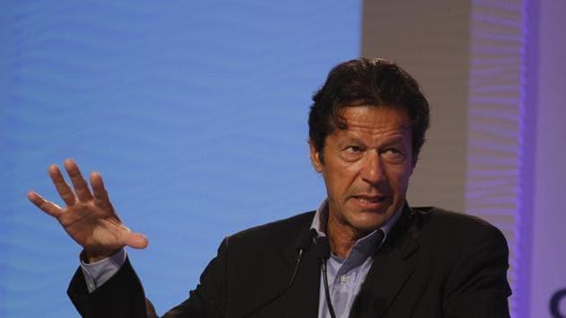 Imran Khan(HT File)
