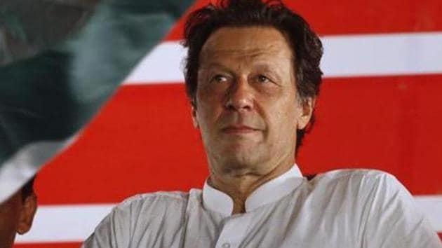 Pakistani PM Imran Khan(AP file photo)