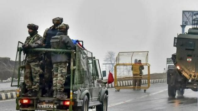 The kidnapped jawan has been identified as Mohammad Yasin. The incident took place late in the evening today.(AP/Representative Image)