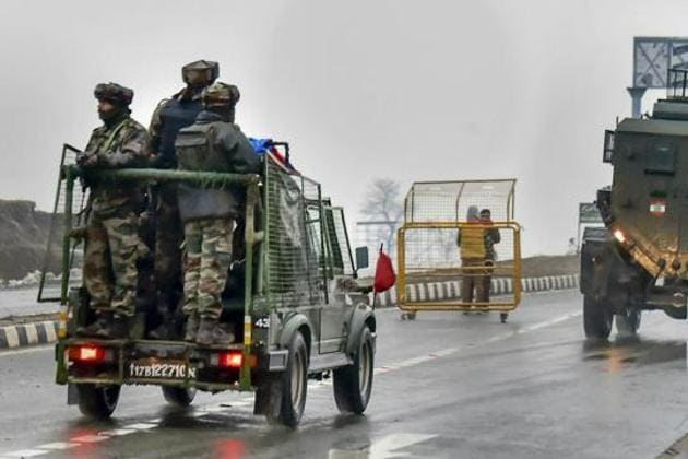 On Friday evening, media reports said that soldier Yaseen Bhat, who is currently on leave was kidnapped from his home in Qazipora Chadoora by unknown gunmen.(AP/ Representative Image)