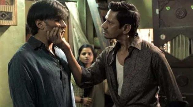 Vijay Raaz plays Ranveer Singh's abusive father in Gully Boy.