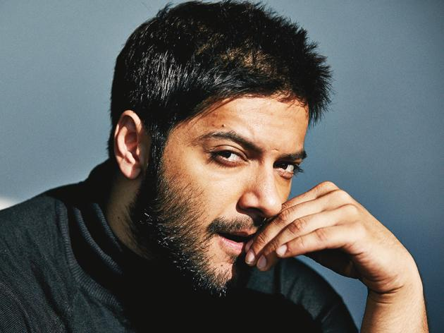 Actor Ali Fazal says he's watched The Godfather too many times! Shirt, Zara(Angelo Sgambati)