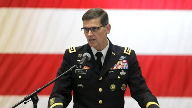 Terrorists operating out of Pakistan and Afghanistan are fuelling tensions between New Delhi and Islamabad according to Chief of US Central Command or CENTCOM General Joseph Votel.(REUTERS)