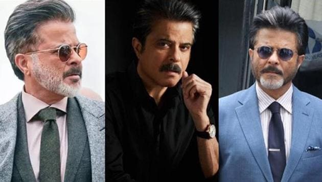 Anil Kapoor does age, but only in his films.
